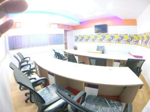 Training Room Gorakhpur Purdilpur startup-cafe