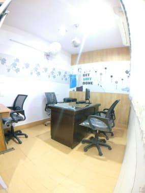 51 seaters Open Desk Gorakhpur Purdilpur startup-cafe