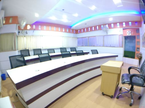 15 seaters Meeting Room Gorakhpur Purdilpur startup-cafe