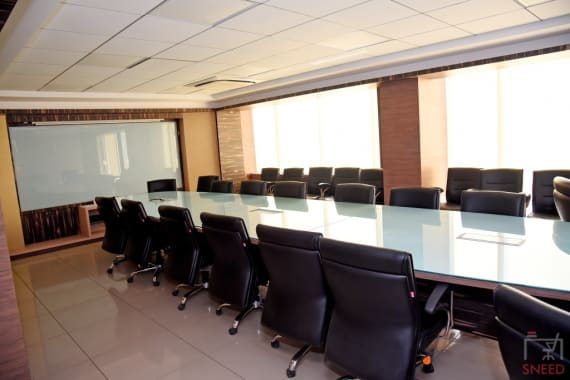 45 seaters Event Space Ahmedabad Vastrapur station27-coworking-hub