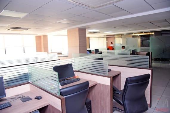 60 seaters Open Desk Ahmedabad Vastrapur station27-coworking-hub