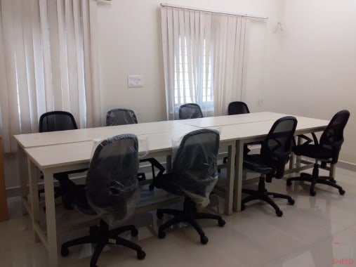 8 seaters Private Room Bangalore HSR startupin