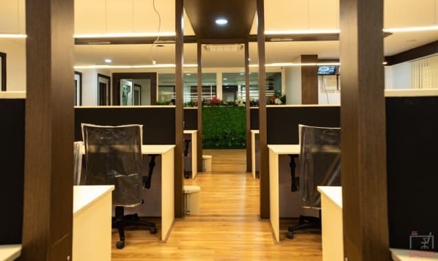 5 seaters Open Desk Bangalore Jayanagar d-innovate-hub
