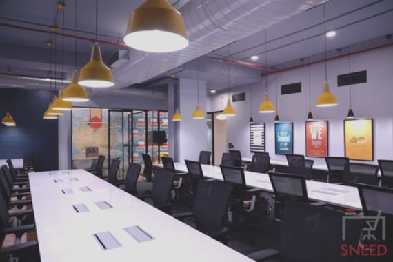 100 seaters Open Desk Gurgaon Golf Course Road innov8-golf-course-road