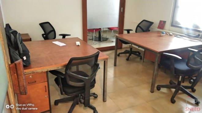 4 seaters Private Room Ahmedabad Ellisbridge uncubate-working-co-