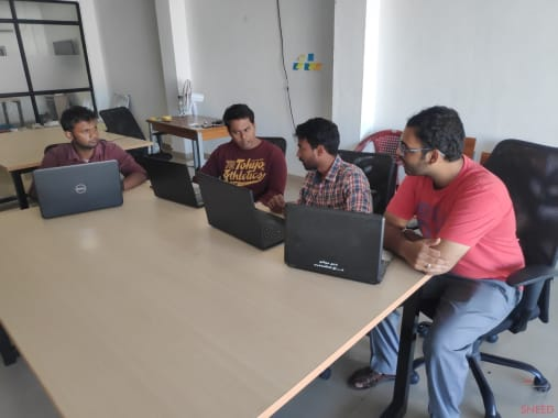 16 seaters Open Desk Chennai OMR makers-tribe
