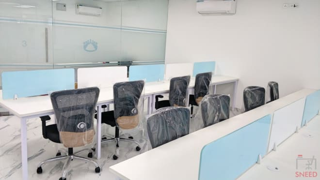 27 seaters Open Desk Pune Kharadi collab-workspace