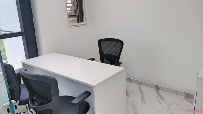 4 seaters Private Room Pune Kharadi collab-workspace