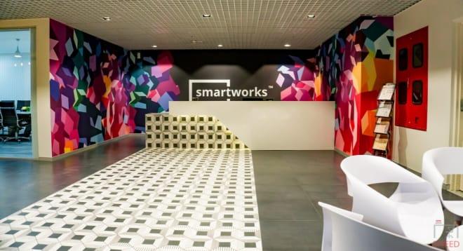 General Gurgaon Sector 39 smartworks-unitech