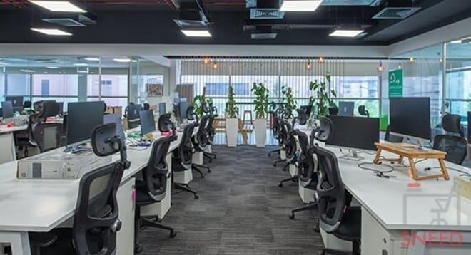 Open Desk Bangalore Vasanth Nagar smartworks-millenium