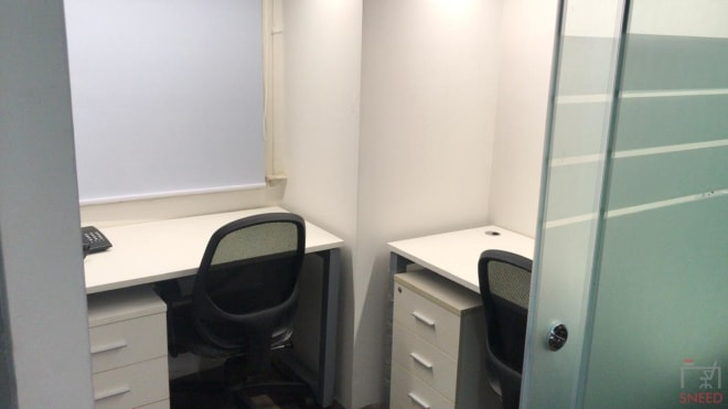2 seaters Private Room New Delhi Connaught Place workspaze-connaught-place
