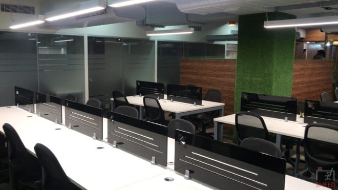 60 seaters Open Desk New Delhi Connaught Place workspaze-connaught-place
