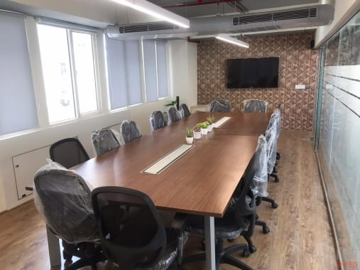 20 seaters Meeting Room New Delhi Connaught Place workspaze-connaught-place