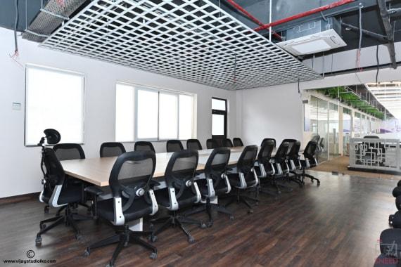 Meeting Room Lucknow Gomti Nagar incuspaze-summit