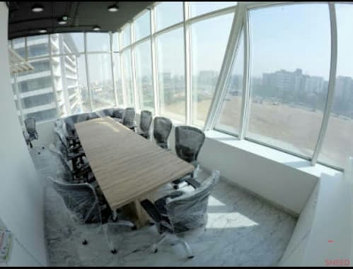 15 seaters Meeting Room Mumbai BKC tribe-spaces