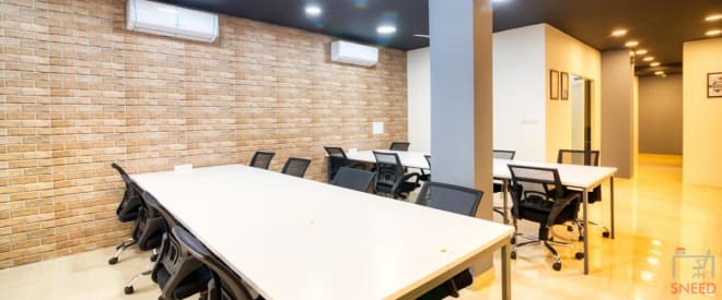 16 seaters Open Desk New Delhi Janakpuri work-with-us-coworking