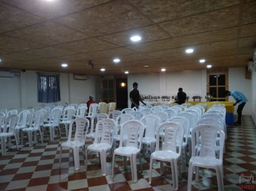 150 seaters Event Space Chennai OMR kriyates