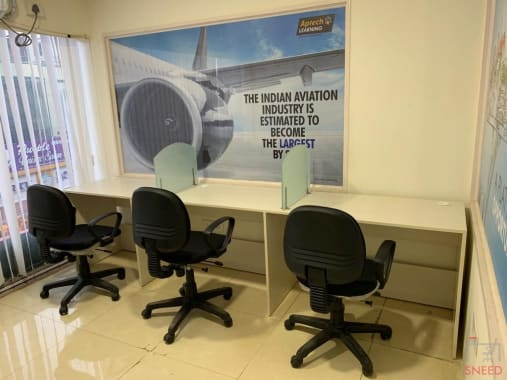 5 seaters Private Room Bangalore Whitefield angel-coworking-whitefield
