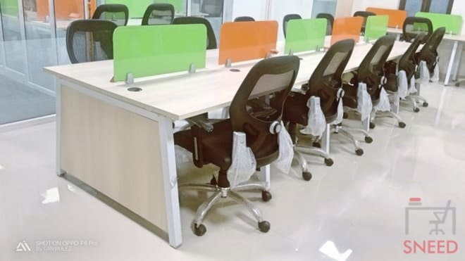 40 seaters Open Desk Kanpur Tilak Nagar workobar-ace