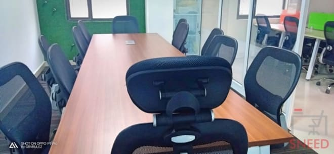 14 seaters Meeting Room Kanpur Tilak Nagar workobar-ace