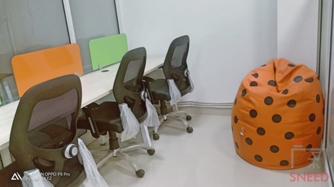 4 seaters Private Room Kanpur Tilak Nagar workobar-ace