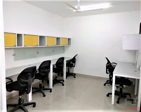 6 seaters Private Room Bangalore Indiranagar zillion-biz-indiranagar