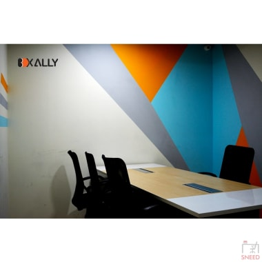 4 seaters Private Room Lucknow Vibhuti Khand boxally-the-coworking-space