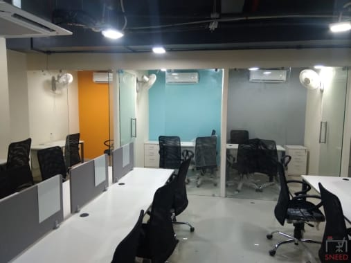 80 seaters Open Desk Lucknow Vibhuti Khand boxally-the-coworking-space