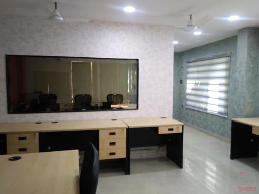 5 seaters Private Room Chennai Kilpauk workzone-coworking-space