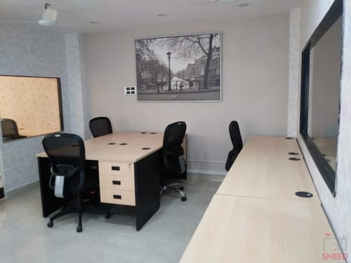 7 seaters Private Room Chennai Kilpauk workzone-coworking-space