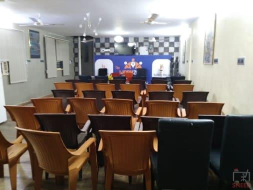45 seaters Training Room Chennai Kilpauk workzone-coworking-space