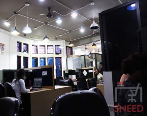10 seaters Open Desk Kolkata Salt Lake easydaftar-signature-sector-5