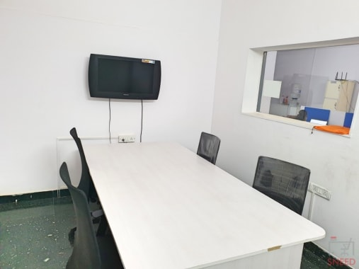 6 seaters Meeting Room Bangalore HSR psquared