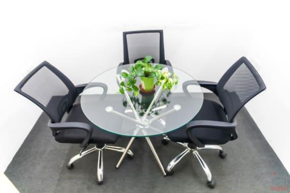 4 seaters Meeting Room New Delhi Janakpuri springhouse-janakpuri