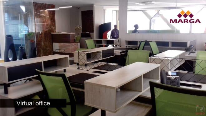 20 seaters Open Desk Bangalore Basaveshwara Nagar marga