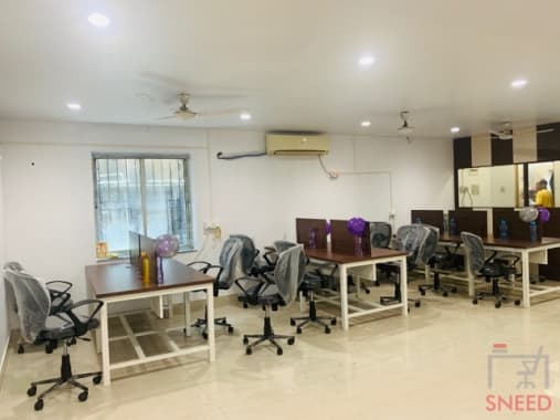 30 seaters Open Desk Kolkata Howrah workzone-office-spaces