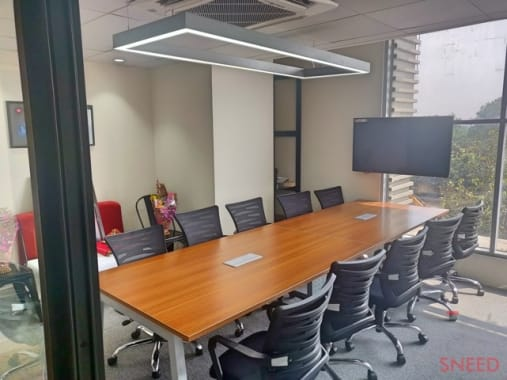 15 seaters Meeting Room Pune Pimple Saudagar 11-cowork