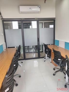 8 seaters Private Room Pune Pimple Saudagar 11-cowork