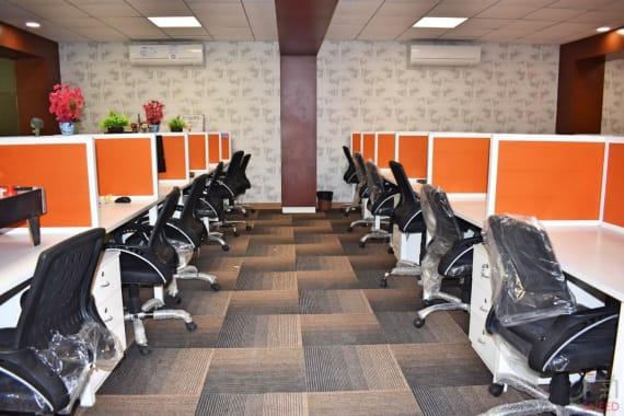 75 seaters Open Desk New Delhi Okhla onward-coworks