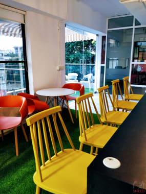 9 seaters Open Desk Pune Aundh cowerkz-aundh