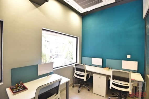 4 seaters Private Room Kolkata Park Street my-cube-park-street