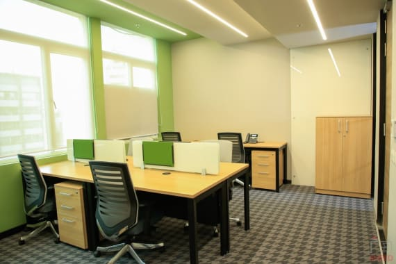Private Room New Delhi Connaught Place corporatedge-hindustan-times