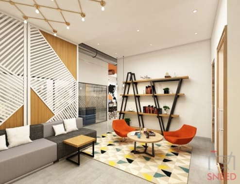 Meeting Room Gurgaon Golf Course Road office-slice