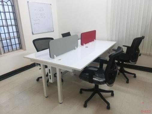 30 seaters Open Desk Bangalore HSR obeya-spry