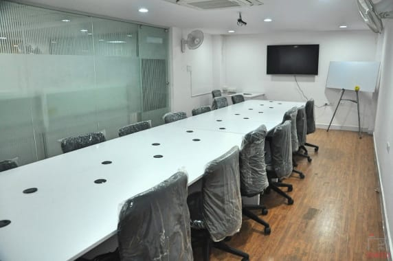 15 seaters Meeting Room Visakhapatnam Dwaraka Nagar the-coworking-space-ap-visakhapatnam