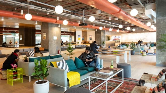 General Bangalore Richmond circle wework-embassy-quest