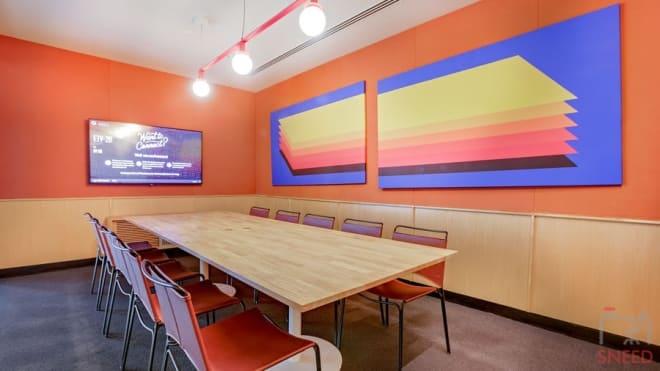 Meeting Room Bangalore Koramangala wework-prestige-cube