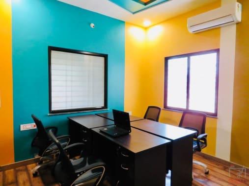 4 seaters Private Room Nagpur KT Nagar stint-coworking-kt-nagar