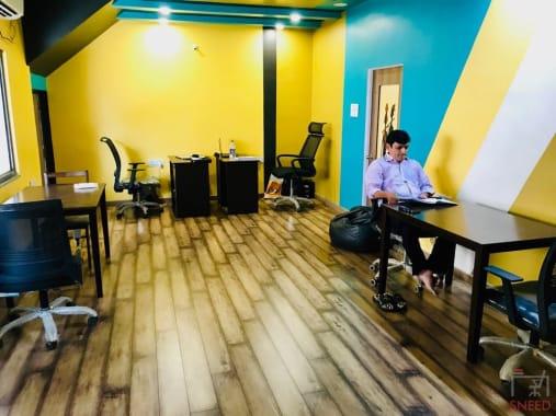 5 seaters Private Room Nagpur KT Nagar stint-coworking-kt-nagar