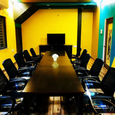 25 seaters Meeting Room Nagpur KT Nagar stint-coworking-kt-nagar